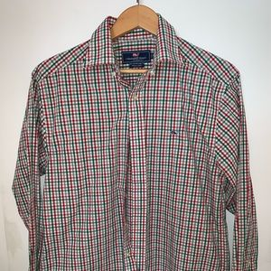 Vineyard vines longsleeve men's shirt